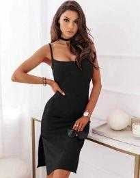 Šaty - kód 7783 - čierná