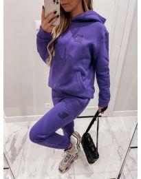 Športová súprava - kód 4221 - fialová