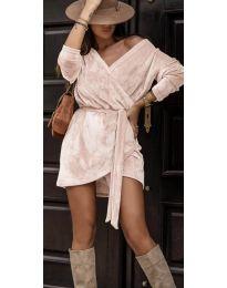Šaty - kód 238 - ružová