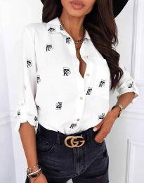 Košeľa - kód 3223 - biela