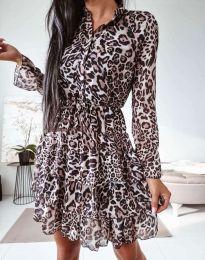 Šaty - kód 0586 - viacfarebné