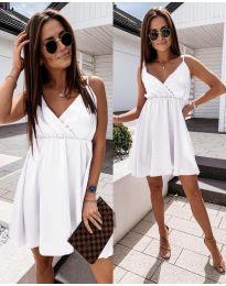 Šaty - kód 1000 - biela