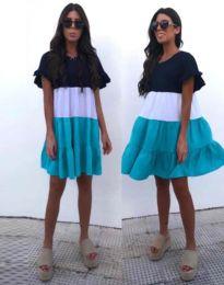 Šaty - kód 1039 - 2 - viacfarebné
