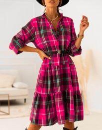 Šaty - kód 6842 - ružová