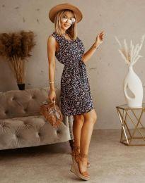 Šaty - kód 6123 - viacfarebné