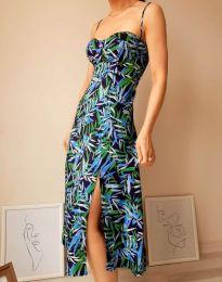 Šaty - kód 8584 - 1 - viacfarebné