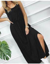 Šaty - kód 7466 - 3 - čierná