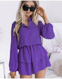 Šaty - kód 4093 - ružová