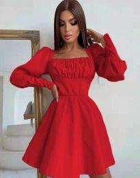 Šaty - kód 8150 - červená