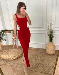 Šaty - kód 1272 - červená