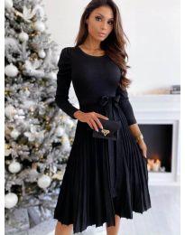 Šaty - kód 3939 - čierná