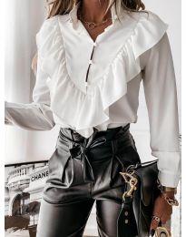 Košeľa - kód 9032 - biela