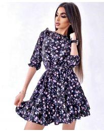Šaty - kód 5910 - 2 - viacfarebné