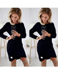 Šaty - kód 0824 - čierná
