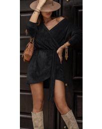Šaty - kód 238 - čierná