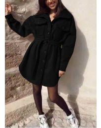 Šaty - kód 0707 - čierná