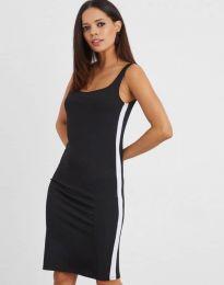 Šaty - kód 1253 - čierná