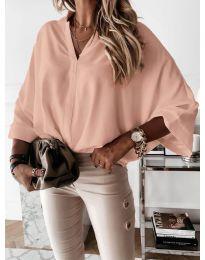 Košeľa - kód 5081 - ružová