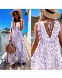 Šaty - kód 675 - fialová