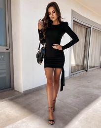 Šaty - kód 11592 - čierná