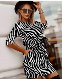 Šaty - kód 3060 - 3 - viacfarebné