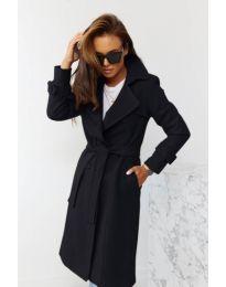 Kabát - kód 1500 - čierná