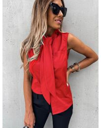 Košeľa - kód 5531 - červená