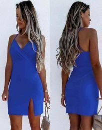 Šaty - kód 8979 - modrá