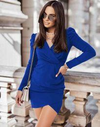 Šaty - kód 0951 - modrá