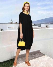 Šaty - kód 5554 - čierná