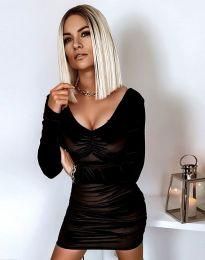 Šaty - kód 12080 - čierná