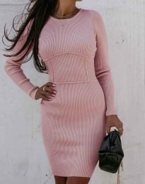 Šaty - kód 0891 - ružová