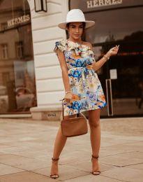Šaty - kód 2503 - farebná