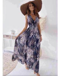 Šaty - kód 736 - fialová
