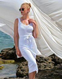 Šaty - kód 2722 - biela