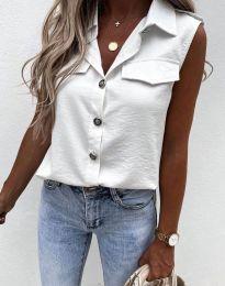 Košeľa - kód 6598 - biela