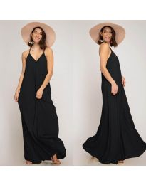Šaty - kód 0508 - čierná