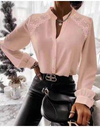 Košeľa - kód 9902 - ružová