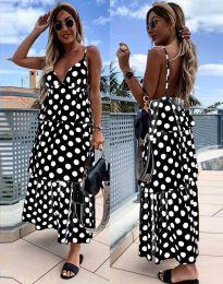 Šaty - kód 8192 - čierná