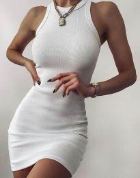 Šaty - kód 2470 - 1 - biela