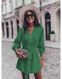 Šaty - kód 820 - zelená
