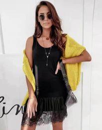 Šaty - kód 2994 - čierná
