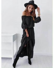 Šaty - kód 1317 - čierná