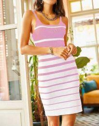 Šaty - kód 0998 - svetlo ružová