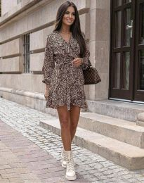 Šaty - kód 0438 - farebná