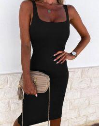 Šaty - kód 8899 - čierná