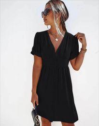 Šaty - kód 7394 - čierná