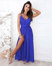Šaty - kód 2651 - modrá