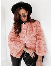 Kabát - kód 7676 - pudrová
