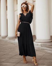 Šaty - kód 3320 - čierná